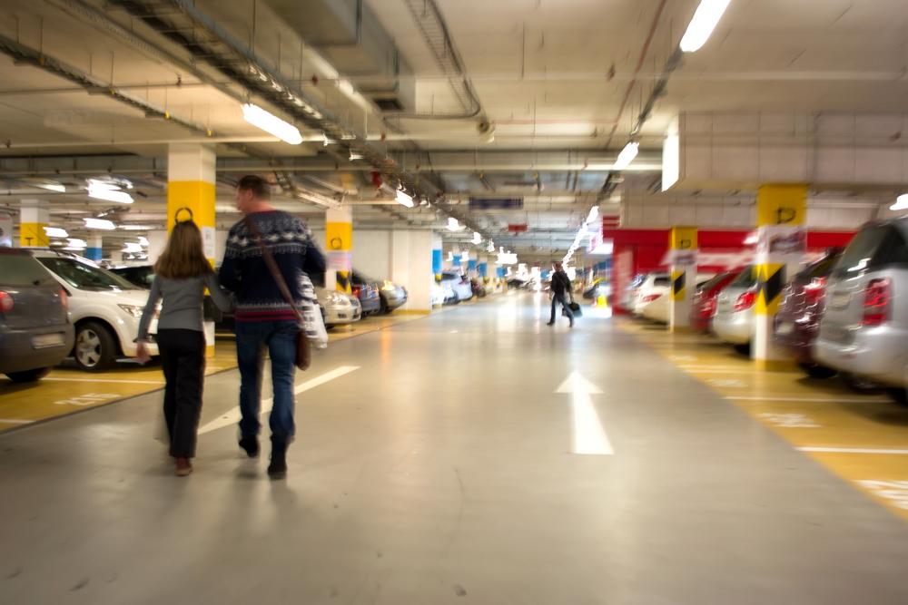 asheville airport parking rates